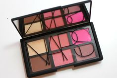 NARS Danmari All About Cheeks Blush Palette - Have it, absolutely in love with the colors, also very light weight