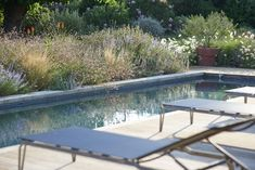 Un plouf en Provence • Les Bons Détails Provence, Beautiful Gardens, Summer Vibes, Swimming Pools, Outdoor Decor, Design, Outdoors, Home Decor, France
