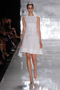 spring 2013 ready-to-wear #runway Chado Ralph Rucci