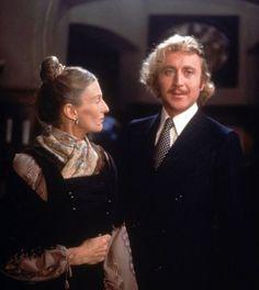 Frau Blucher! *horse neigh* Gene Wilder and Cloris Leachman in Young Frankenstein
