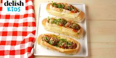 Best Meatball Boat Recipe - How to Make Meatball Boats