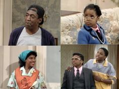 """17 Trademarks Of """"The Cosby Show"""" loved this episode when the family decided to teach theo a lesson. So funny when he walked into his room where there was nothing. The look on his face was priceless"""