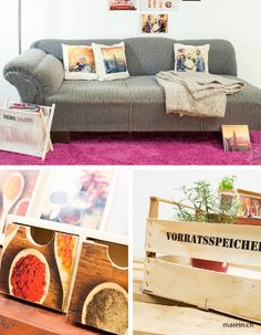 Photo transfer woods and pictures on pinterest - Foto potch ideen ...