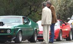 El programa de la BBC, Top Gear pasó por la Región de Los Lagos | SurNoticias.cl / Agencia ArtPress_