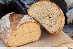 1 Basisrezept - noch mehr Brote - Buttermilch-Salatkernenmix-Brot