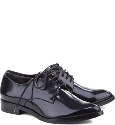 OXFORD VERNIZ BLACK