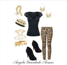 Angela's Style, my style