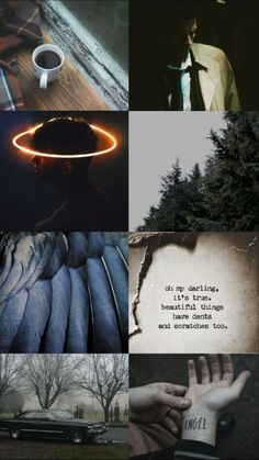 / / Castiel / / / / Background / Lockscreen / / / / Feel free to request / / - aesthetic-background Supernatural Imagines, Supernatural Destiel, Supernatural Background, Supernatural Bloopers, Supernatural Tattoo, Castiel, Supernatural Wallpaper Iphone, Anime Angel, Aesthetic Backgrounds