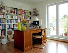 schönes Arbeitszimmer