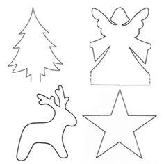 Christmas templates