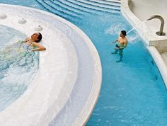Caldea Thermal Spa, Andorra