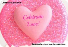 It's another wonderful day to #CelebrateLove!