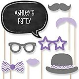 The perfect photo booth begins with fabulous photo booth props. Our printed and cut kit will help you easily create fun party photos at your baby shower, birthday party or bridal event. This Chevron Gray party photo booth props kit come with 20 pieces, on Orange Party, Blue Party, Photo Booth Backdrop, Photo Props, Baby Shower Themes, Baby Shower Decorations, Shower Ideas, Big Dot Of Happiness, Rainbow Photo