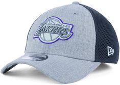 af5b420d049 New Era Los Angeles Lakers Heathered Neo Pop 39THIRTY Cap Neo Pop
