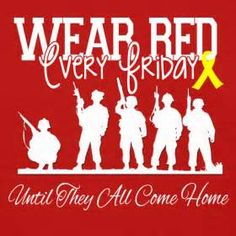 Red Friday!