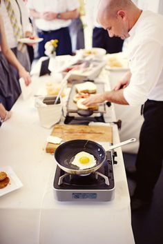 Southern Spotting :: Grilled Cheese Station « Southern Weddings Magazine
