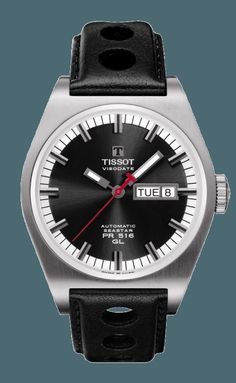 Official Tissot Website - Collections - Heritage - TISSOT HERITAGE PR 516 AUTOMATIC - T0714301605100