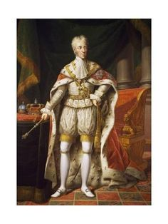 Frederick VI of Denmark - Son of Christian VII and Caroline Matilda of Great Britain. He succeeded his father as King.
