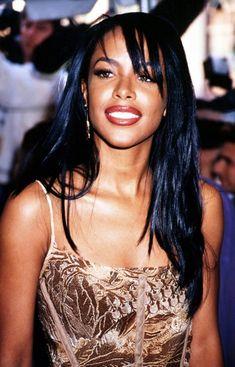 Pictures of Aaliyah, Picture Aaliyah Dana Haughton (/aːˈliːə/) (January 1979 – August was an American singer, dancer, actress, and model. Rip Aaliyah, Aaliyah Style, Aaliyah Singer, Black Celebrities, Celebs, Aaliyah Haughton, Her Music, Music Icon, Beautiful Black Women