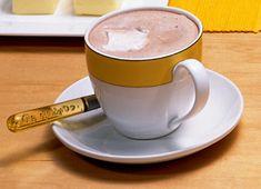 Hot Cocoa.  Recipe from François Payard, of François Payard Bakery in NYC.  Yum.