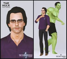 The Hulk - The Sims 3 Journal