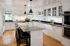 Wellesley Kitchen Renovation - Ahearn Architecture