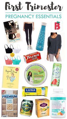 (999) First Trimester Pregnancy Essentials