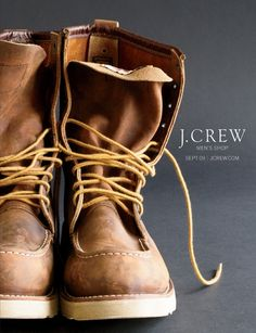 scarlet and sterling: Gorgeous j.crew catalog covers
