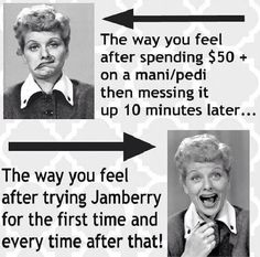 Haven't tried Jamberry yet? Comment below with your email address and I'll send you a free sample! To shop/order, please go to: http://hollylaine.jamberrynails.net