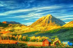 Crested Butte fall foliage. 10/02/13