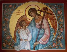 Te Deum laudamus!: Of Saints and Guardian Angels