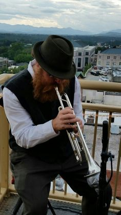 Performing at SkyBar Asheville NC