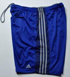 Adidas ESS Shorts Blue 2XL NWT! #adidas #Shorts