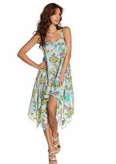 OndaDeMar Goa Hi Lo Dress// Coachella outfit ideas