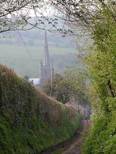 Croscombe Church,Somerset,England.