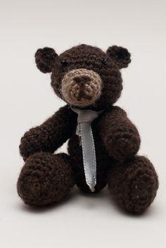 Boy Thread Bear
