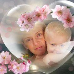 maman et léo