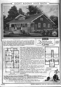 18 best sear s kit homes our home images kit homes craftsman rh pinterest com
