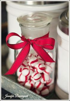 Inexpensive Target Christmas Decorations! JenniferDecorates.com