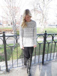 Fashion // Ann Taylor Loft // Cozy