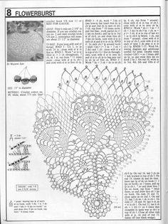 Kira scheme crochet: Scheme crochet no. 1652
