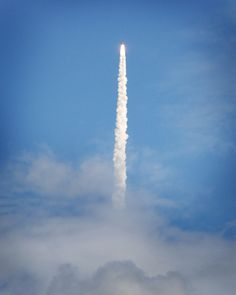 NASA Shuttle Launch- it was amazing!!!