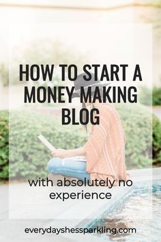 Are you thinking about starting a blog and wondering how you can make money? How I made money online in my first 6 months of blogging and some ideas on how you can make money blogging as a beginner too! Start a blog. Make money from home. Make money blogging.
