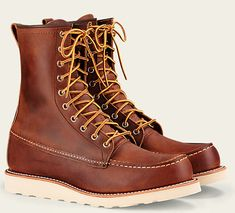 """Men's 877 Classic Moc 8"""" Boot 