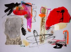 "Saatchi Online Artist: Jorge Puron; Other, 2011, Mixed Media ""Paradigm 2"""