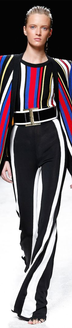 SPRING 2015 RTW.....featuring Balmain via LookandlovewithLolo
