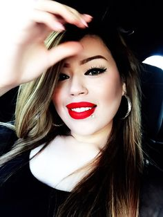#TheBeautyBoard Lip of the Day: CRUELLA by Mimimariec1. Upload your look to gallery.sephora.com for the chance to be featured! #Sephora