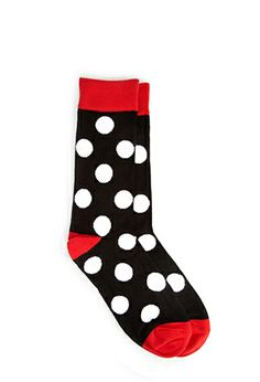 Polka Dot Socks | 21 MEN - 2000074124