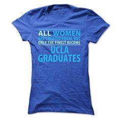 Limited Edition - UCLA Graduates (Women)