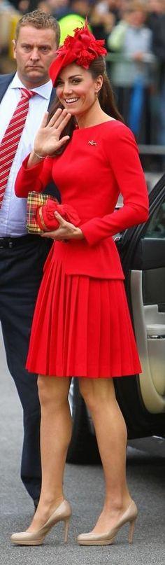 Look de Kate Middleton : Jubilé de diamant de le Reine Elisabeth II, le 3 juin…